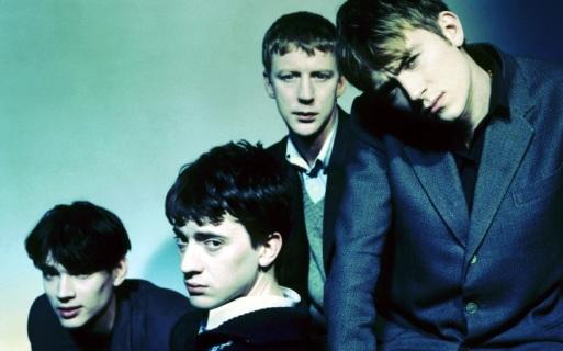I Blur al completo: per la prima volta dopo 16 anni hanno composto un CD di inediti nella formazione originale.
