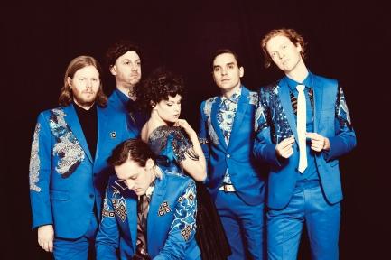 """Molto atteso il ritorno degli Arcade Fire, quattro anni dopo """"Reflektor""""."""