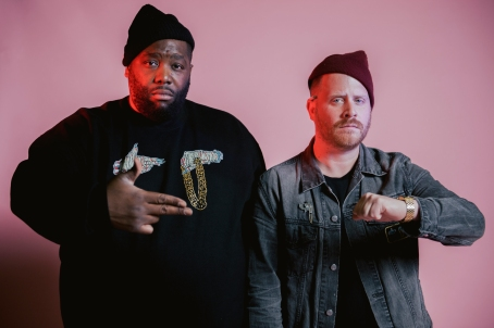 I Run The Jewels si confermano duo imprescindibile per la scena rap contemporanea.