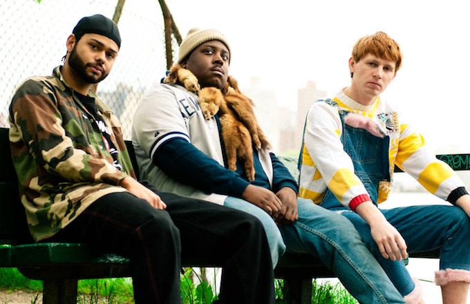 Il terzetto degli Injury Reserve, nell'omonimo esordio, suona un rap sperimentale degno dei Death Grips.