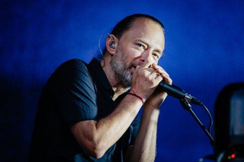 """Il frontman dei Radiohead Thom Yorke ha prodotto, con """"ANIMA"""", il suo miglior lavoro solista."""