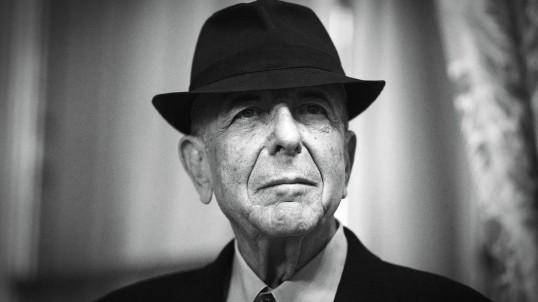 La scomparsa di Leonard Cohen ancora oggi ci addolora.
