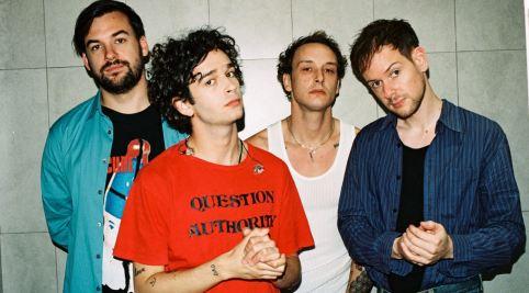 I britannici The 1975 sono fra le band più talentuose della scena pop-rock.