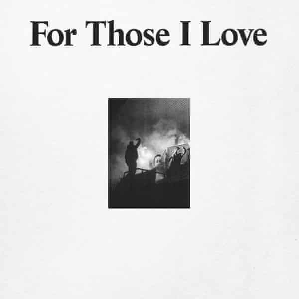 for those i love cover